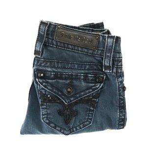 Rock Revival Evelyn Skinny Women's Denim Jeans W26
